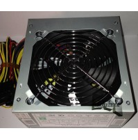ALIMENTATORE PC 550W CON VENTOLA SERIAL SATA AMD PHENOM X4 24 PIN PCI mshop