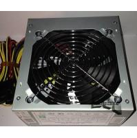 ALIMENTATORE PC CON VENTOLA 550W SERIAL SATA AMD PHENOM X4 24 PIN PCI mshop