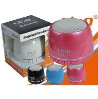 ALTOPARLANTE CASSA SPEAKER HD BLUETOOTH USB PER IPHONE SAMSUNG LINQ Q7 mshop