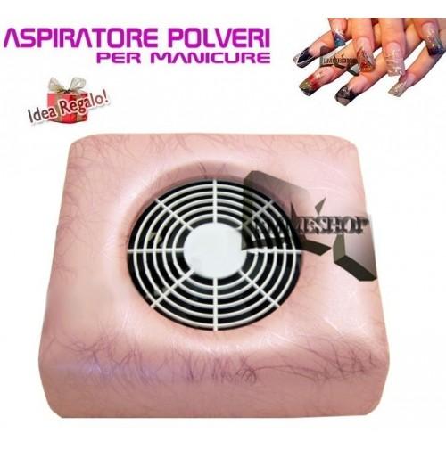 Aspiratore polveri da tavolo ricostruzione unghie nail - Tavolo con aspiratore per manicure ricostruzione unghie ...