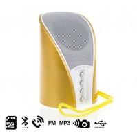 Altoparlante Speaker Bluetooth radio vivavoce per auto Audio Stereo WS-133 mshop