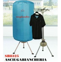 Asciuga biancheria Dcg SB 8325 asciugatrice elettrico a pallone stendino mshop
