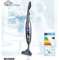 Aspirapolvere Dcg aspira polvere scopa elettrica ciclonica hepa bs 3080 mshop