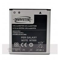 BATTERIA Li-ion COMPATIBILE CON SAMSUNG GALAXY NOTE 3.8V DANYSTAR 7000N mshop