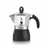 BIALETTI CAFFETTIERA MOKA NUOVA DAMA GRAN GALA' CAFFE CAFFÈ ESPRESSO 6 TZ mshop