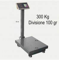 BILANCIA ELETTRONICA DA BANCO DIGITALE 300KG 100GR CON BRACCIO DISPLAY mshop