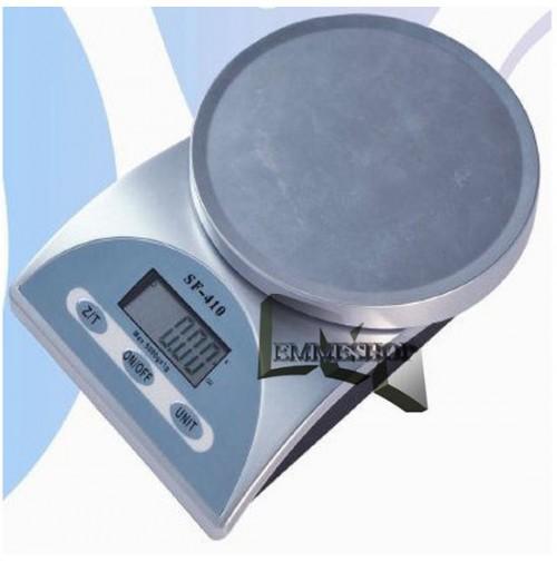 Bilancia elettronica da cucina da 01 g a 7 kg pesa alimenti display sf 410 mshop - Bilancia elettronica da cucina ...
