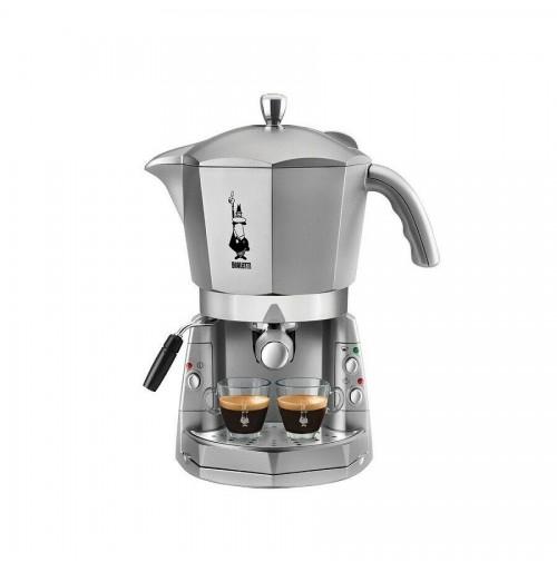 Bialetti Mokona Silver CF40 Macchina da caffe' 20 bar trivalente mshop