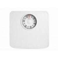 Bilancia pesa persone Eva meccanica analogica 130 kg 1Kg bianco 033538 mshop