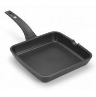 Bistecchiera con manico Pintinox bra efficient piastra induzione 22 cm mshop