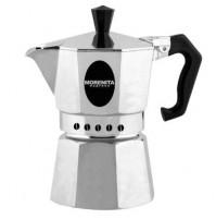 CAFFETTIERA MOKA MORENITA BY BIALETTI CAFFè CAFFE CLASSICA DA 1 TAZZA mshop