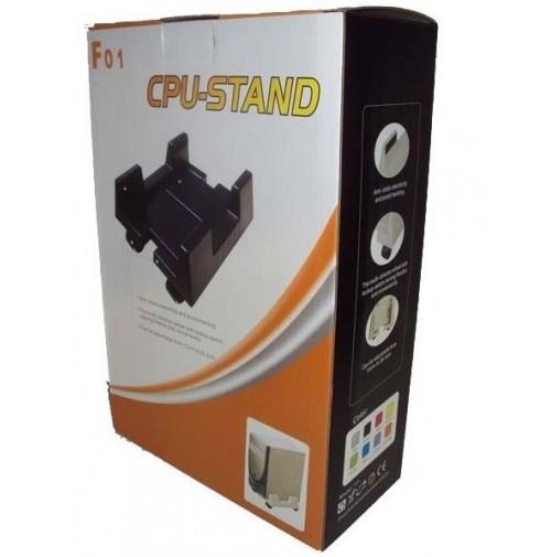 Carrello stand porta pc computer cpu da 15 a 25 4cm con - Carrello porta pc ...