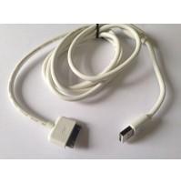 CAVO CONNETTORE USB 1.5M DATI RICARICA PER IPHONE 4 4S IPAD IPOD KS-U403 mshop