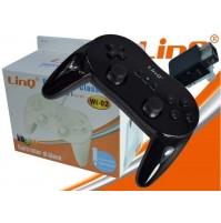 CONTROLLER JOYPAD CABLATO CON CAVO COMPATIBILE CON Wii WiiU LINQ Wi-02 mshop