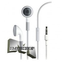 CUFFIE AURICOLARE PER APPLE IPHONE 4 3 GS 4G IPOD mshop