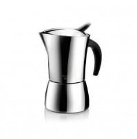 Caffettiera 2 tazze acciaio inox Tescoma 647102 moka espresso induzione mshop