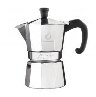 Caffettiera Forever Miss Moka Prestige 6 tazze caffè espresso alluminio mshop