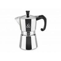 Caffettiera Forever Prestige moka alluminio 3 tazze caffè induzione mshop