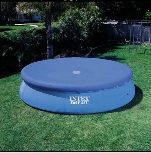 Copertura copri piscine Intex 28022 telo copripiscina easy rotonda cm 366 mshop