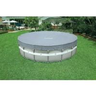Copri piscina Intex piscine 549 cm Ultra frame Deluxe 28041 telo copertura mshop