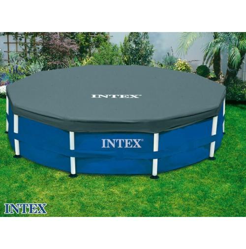 Copripiscina Intex 28032 piscina fuori terra frame 457 cm copertura 58901 mshop