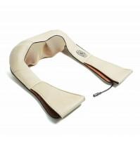 Cuscino Massaggiatore Shiatsu per Collo e Spalle Cervicale con rotazione mshop