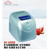DCG FABBRICATORE MACCHINA PRODUTTORE DI PER GHIACCIO DA 15/18 KG IC4888 mshop