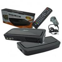 DECODER DIGITALE TERRESTRE TV T2 FULL HD DVB-T2 HDMI USB LINQ DH1692 mshop