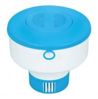 Dispenser skimmer galleggiante cloro 29041 Intex piscina piscine 200 gr mshop