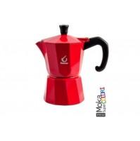 FOREVER MISS MOKA SUPER CAFFETTIERA CAFFE 1 TZ CAFFè ESPRESSO ROSSA mshop