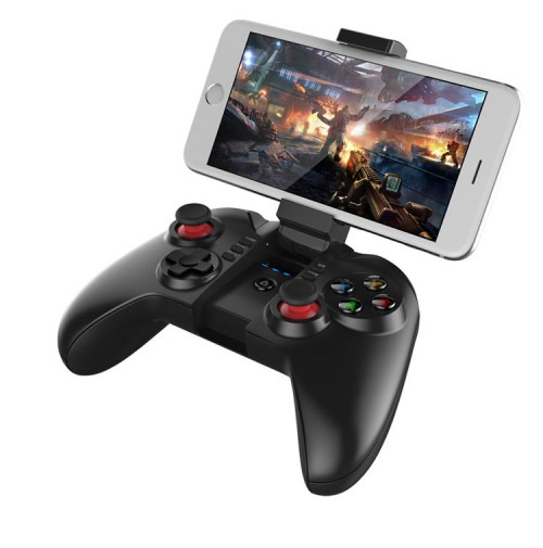 how to connect ipega controller to android