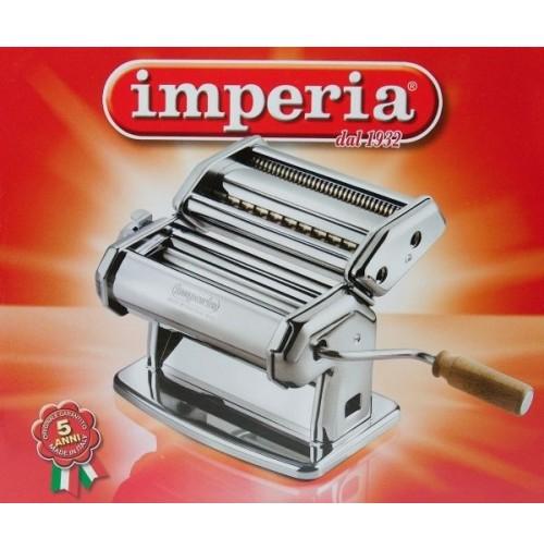 IMPERIA I PASTA SFOGLIATRICE MACCHINA MAKER CHITARRA FETTUCCINE 150 MM mshop
