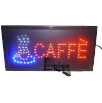 INSEGNA LUMINOSA INSEGNE LUMINOSE A LED CON SCRITTA CAFFE CAFFè CAFFE' mshop