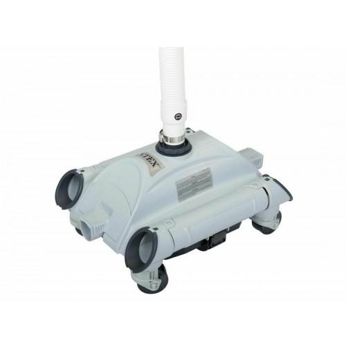 INTEX Robot pulitore 28001 per fondo piscina fuoriterra Auto pool Cleaner mshop