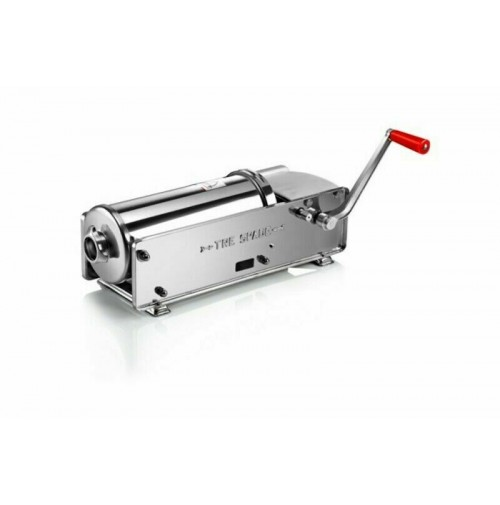 Insaccatrice manuale Tre Spade F20700L Deluxe 7 Lt cilindro acciaio Facem mshop