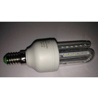 LAMPADA LAMPADINA 36 LED 6000K ILLUMINA LUCE BIANCA FREDDA 3W 320LM E27 mshop