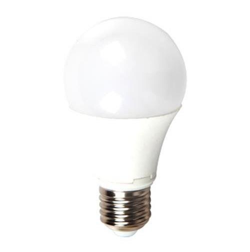 LAMPADINA LED PLASTICA E27 12W LUCE BIANCA CALDA 2700K V-TAC VT-1864 4228 mshop