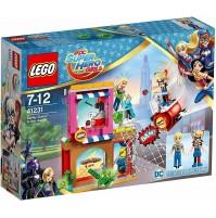 LEGO DC Super Hero Girls 41231 Harley Quinn al Salvataggio Rescue 217 pz mshop