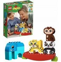 LEGO Duplo I Miei Primi Animali Equilibristi 10884 Scimmia Panda 15 pz mshop
