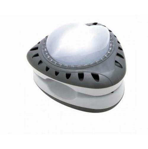 Luce piscina fuoriterra lampada a led magnetica parete Intex 56688 28688 mshop