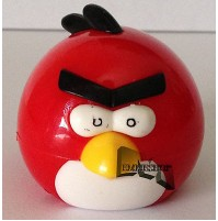 MINI LETTORE MP3 ANGRY BIRDS RICARICABILE USB SD CARD WMA CON AURICOLARI mshop