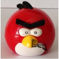 MINI LETTORE MP3 ANGRY BIRDS RICARICABILE USB SD CARD WMA CON AURICOLARI mshop