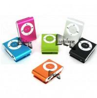 MINI LETTORE MP3 PORTATILE MEMORIA MICRO SD CARD FINO 8 GB USB MUSICA mshop