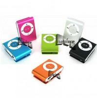 MINI LETTORE MP3 PORTATILE MEMORIA MICRO SDCARD FINO 8 GB USB mshop