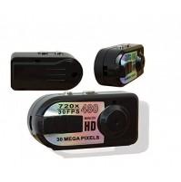 MINI THUMB DV FOTOCAMERA HD 30 MEGAPIXEL USB Q5 720X480 MICRO TELECAMERA mshop