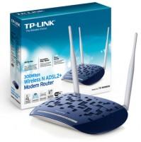 MODEM ADSL2+ ROUTER WiFi WIRELESS N 300Mbps TP-LINK TD-W8960N mshop
