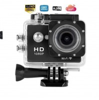 PRO CAM SPORT ACTION FULL HD 1080P WIFI DVR 12MP SUBACQUEA VIDEOCAMERA mshop
