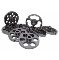 Piastra acciaio inox TC 22 4315 A Reber tritacarne 4 6 8 10 12 14 16 18 20 mshop