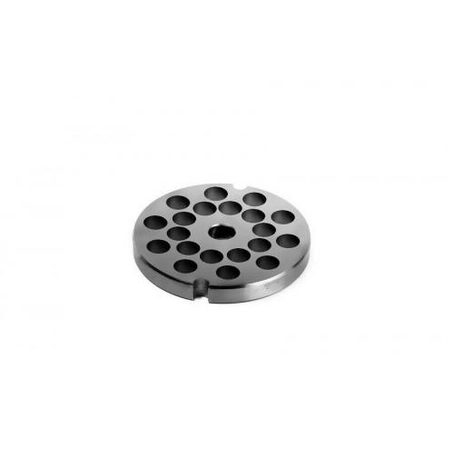 Piastra acciaio inox Tre Spade TC 8 tritacarne fori mm 8 mshop