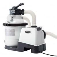 Pompa filtro a sabbia da 4.500 l/h Intex 26644 28644 piscina fuori terra mshop